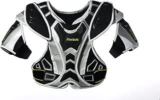 Reebok 10K Shoulder Pad (Black/Silver/Lime)