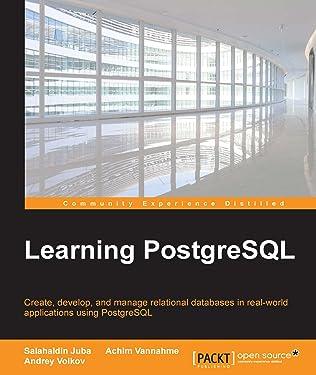 Learning PostgreSQL