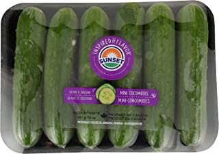 Cucumber Baby Conventional, 12 Ounce