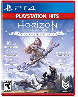 Horizon Zero Dawn Complete Edition PlayStation Hits (輸入版:北米) - PS4