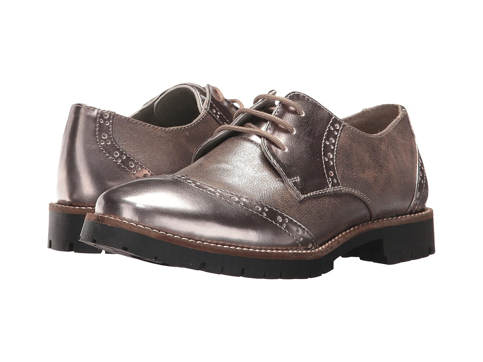 Pazitos The Oxford-Wing Tip PU (Toddler/Little Kid/Big Kid)Cheap and distinctive eye-catching shoes