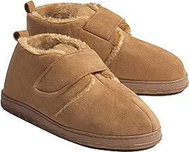 Diabetic Comfort Slippers C:Tan S:Ladies XL (9 1/2-10 1/2) 1 PAIR