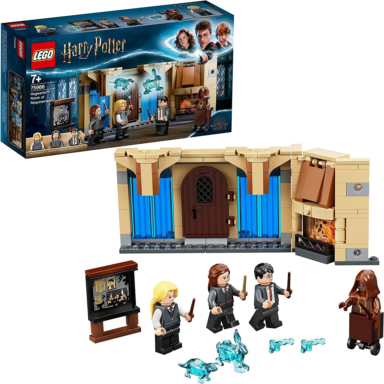Juego #LEGO #HarryPotter Sala de los menesteres de Hogwarts por sólo 14,29€ ¡¡29% de descuento!!