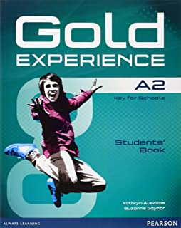 Gold experience A2. Students' Book + DVD-ROM
