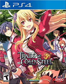 The Legend of Heroes: Trails of Cold Steel - PlayStation 4