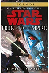 Heir to the Empire: Book 1 (Star Wars Thrawn trilogy) (Book 2 Star Wars Trilogy) Kindle Edition