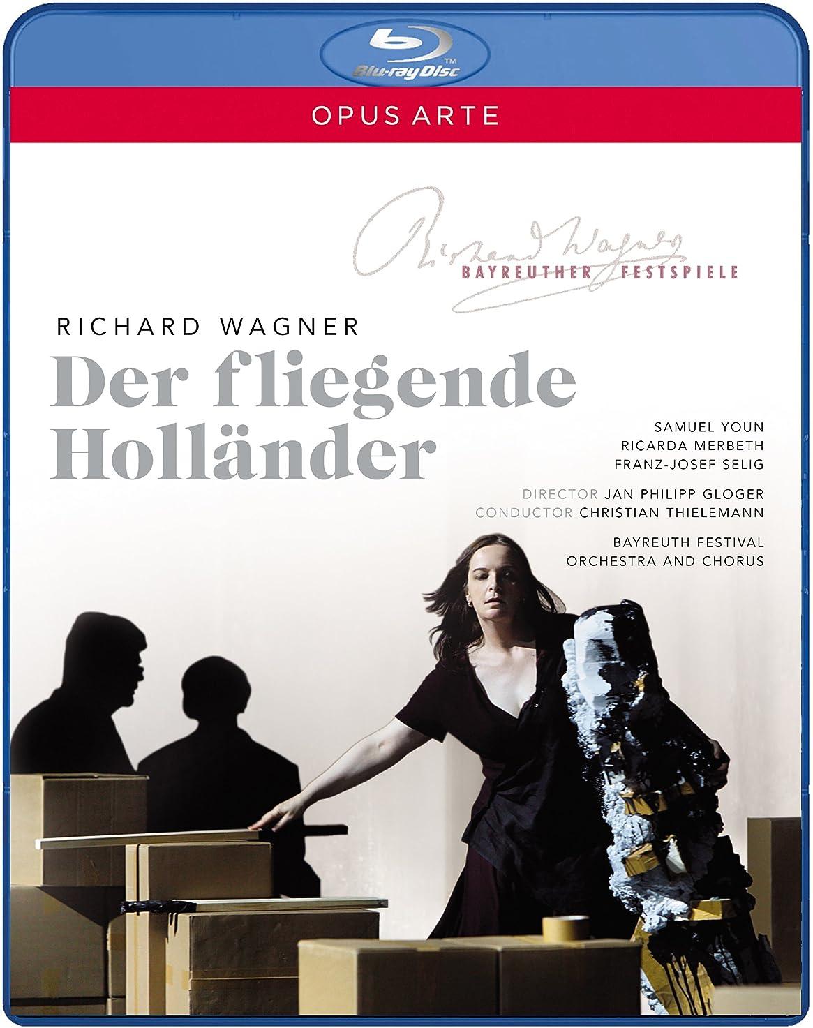 危険なストレス注目すべきDer Fliegende Hollander [Blu-ray]