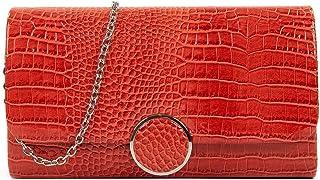 Tamaris Damen Handtasche 30456 630 orange Größe: 1 EU
