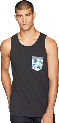 Pocketeer Heritage Pocket Tank Top