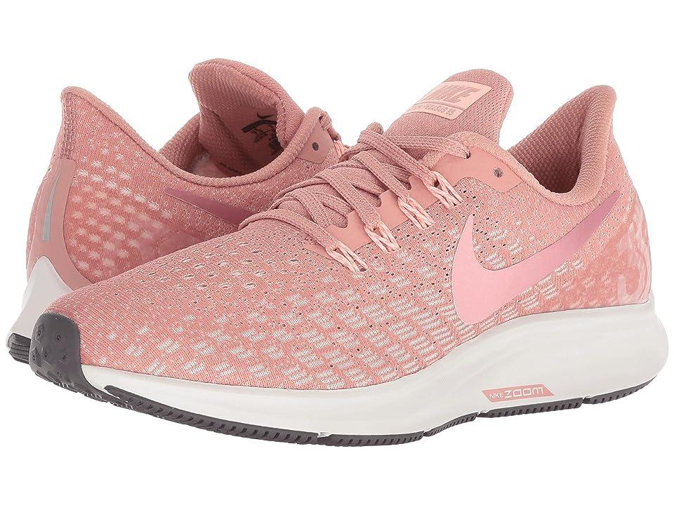 Nike Air Zoom Pegasus 35 (Rust Pink/Tropical Pink/Guava Ice) Women