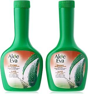 Aloe Eva Aloe Vera and Lanolin Shampoo Set