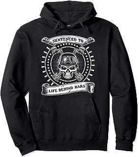 sentenced to life behind bars sweatshirt