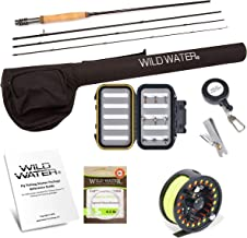Best fly fishing rod and reel for beginners Reviews