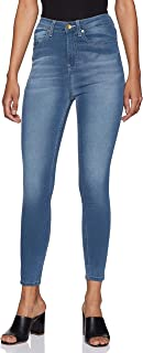 Amazon Brand - Symbol Women's Skinny Stretchable Jeans