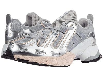 adidas Originals EQT Gazelle (Grey/Matte Silver/Icey Pink) Women
