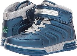 Geox Kids - Jr Argonat Boy 9 (Little Kid/Big Kid)