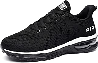 Air Running Shoes for Mens for Womens Athletic Sneakers Breathable Fashion Sport Tennis Shoes for...