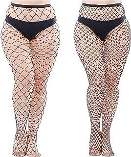 navy fishnet tights