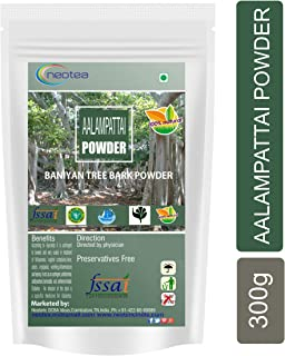 tree bark powder