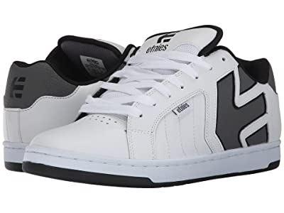 etnies Fader 2 (White/Grey/Black) Men