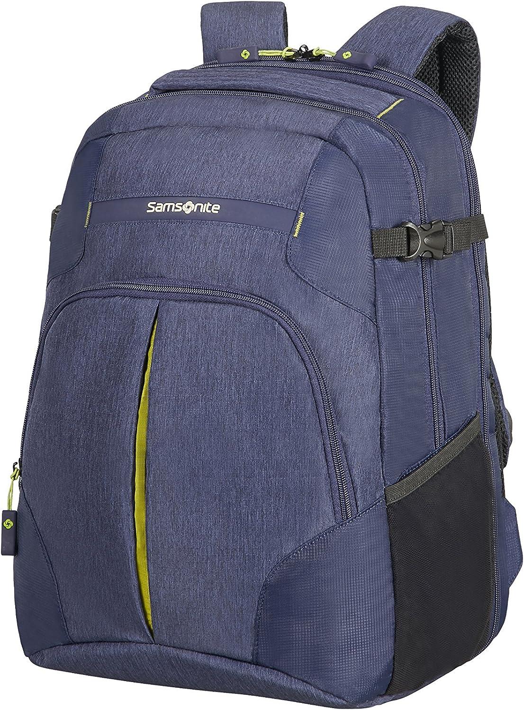 Samsonite - Rewind - Rucksack L Expandable, 34 L, 45cm, Dark Blau B01D17KRDI  Extreme Geschwindigkeitslogistik