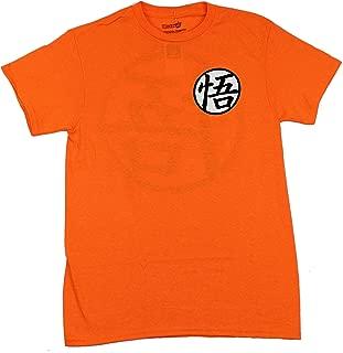 Dragon Ball Z Men's Dragon Ball Super Goku Symbol T-Shirt