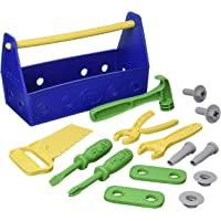 Deals on Green Toys Tool Set Blue 4C 15 Piece
