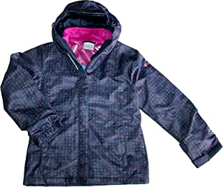 Columbia Youth Girls Arctic Trip II Interchange 3in1 System Winter Jacket Omni Heat