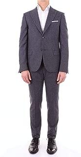 Daniele Alessandrini Luxury Fashion Mens Suit Spring