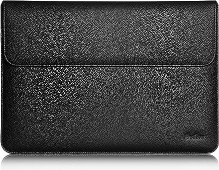 "ProCase Sleeve Case for iPad 9.7 (2 3 4 5 6 Generation),iPad Pro 10.5 Inch, iPad Pro 9.7"", iPad New Air 3 10.5/Air/Air 2, Samsung Galaxy Tab S3 S2 9.7/Tab A 10.1, Document Pocket and Pen Holder-Black"