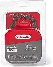 Oregon R52 AdvanceCut 14-Inch Chainsaw Chain, Fits Husqvarna, Echo, Ryobi