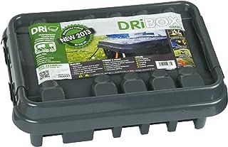 Dri-Box DB-285-UK-B FL-1859-285 IP55 Weatherproof Box, Black
