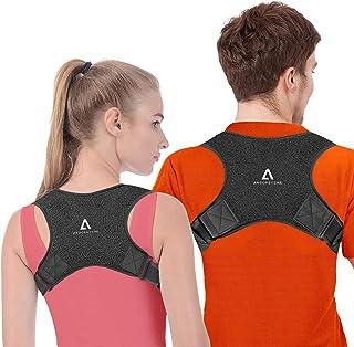 comprar comparacion Anoopsyche Corrector de Postura Corrector Espalda Soporte Ajustable para Postura de Espalda Transpirable Corrección Postur...