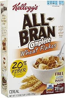 Kellogg's Complete Wheat Bran Flakes, 17.3 oz