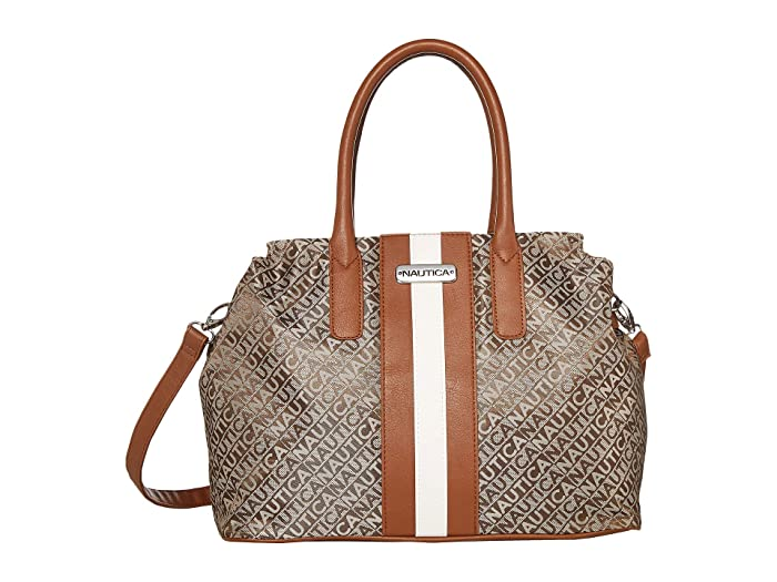 Nautica Lakeside Triple Satchel