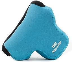 MegaGear MG511 Olympus PEN E-PL9, E-PL8, E-PL7 Ultra Light Neoprene Camera Case - Blue