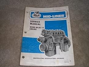 Mack Truck Mid-liner Service Manual Midr 06.02.12 Engine