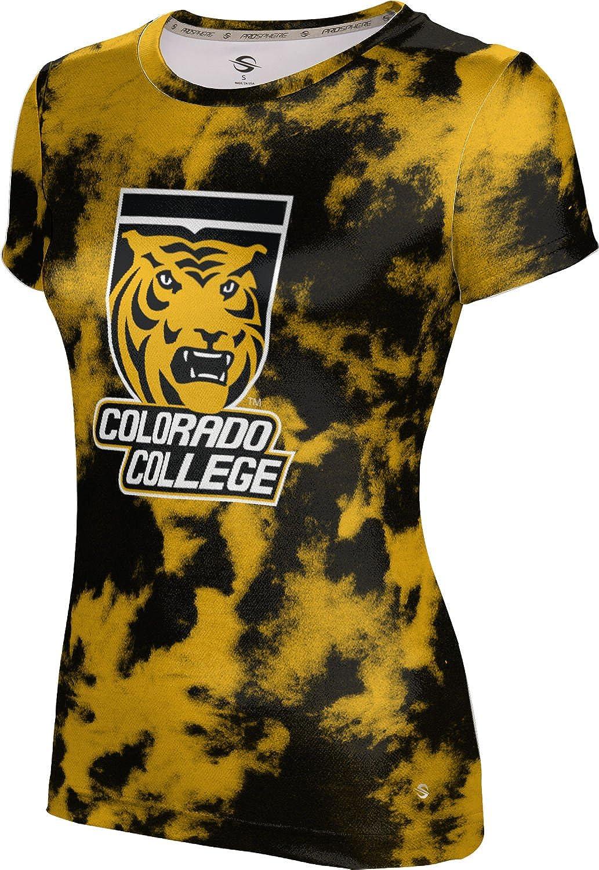 ProSphere Colorado College Girls' Performance T-Shirt (Grunge)