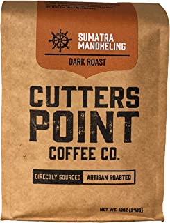 Cutters Point Coffee - Sumatra (Ground)