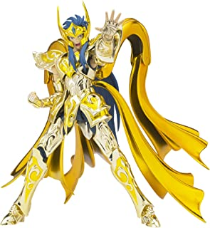 Tamashii Nations Bandai Myth EX Aquarius Camus God Cloth Saint Seiya Action Figure