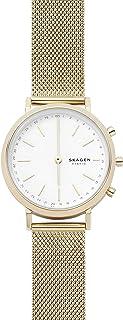 Skagen Connected SKT1405 - Reloj inteligente híbrido de malla de acero inoxidable para mujer, color dorado