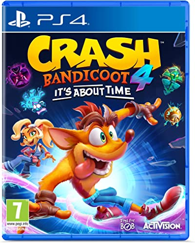 Windows crash bandicoot 4 - it`s about time - playstation 4 78546IT
