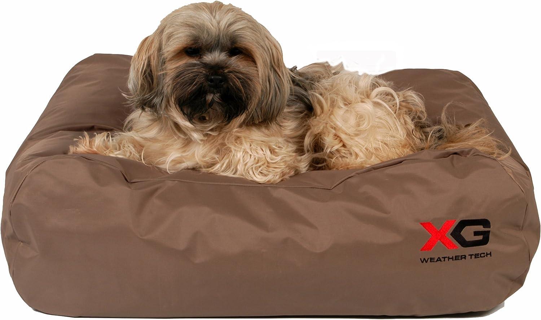 Dogit XGear Weather Tech Waterproof Dog Bed, Beige, Small