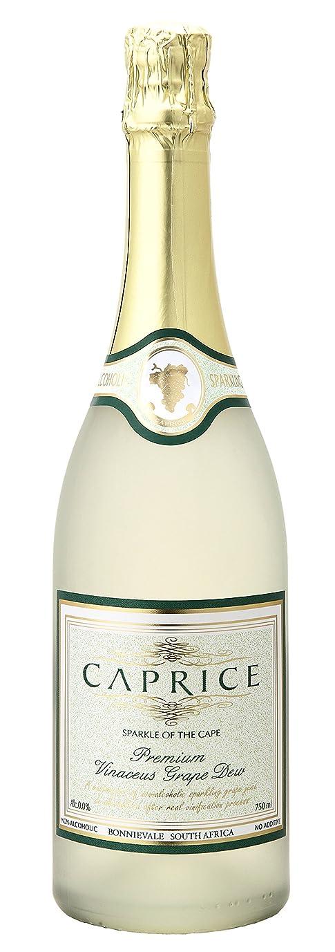 子供時代粉砕するペンフレンドカプリース ブリュット ノンアルコールスパークリングワイン 南アフリカ ノンアルコールワイン 750ml