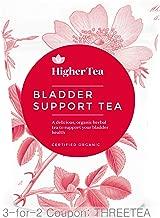Bladder Support Tea 3 oz, By Higher Tea