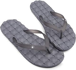 Volcom Men's Recliner Rubber 2 Sandal FLIP Flop