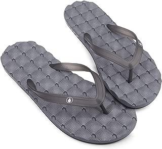 Volcom Men's Recliner Rubber 2 Flip Flop Sandal
