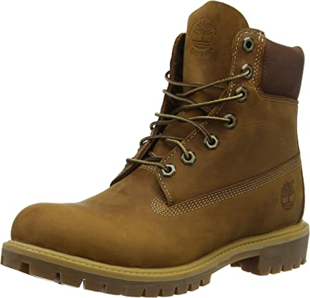 Timberland C27094 Heritage 6 Inch Premium Waterproof, Men's Cold Lining Ankle Boots : boots