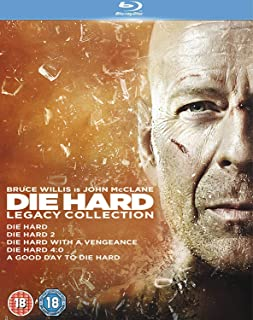 Die Hard 1-5-Legacy Collection