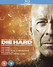Die Hard: Legacy Collection (Films 1-5) [1988]